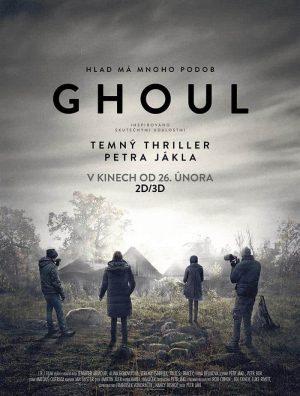 Ghoul - plakát